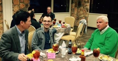 2014 retreat keynote speaker dinner