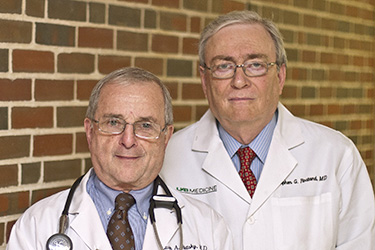 Dr. Rutsky and Dr. Rostand
