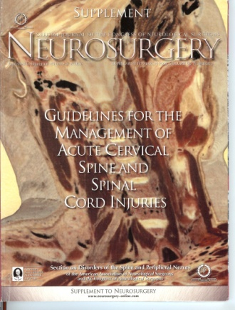 Neurosurgery Cover - Brown