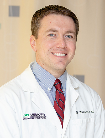 UAB - School of Medicine - News - Peterson named assistant