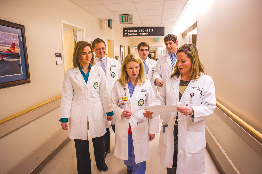 UAB - School of Medicine - News - Authors in residents