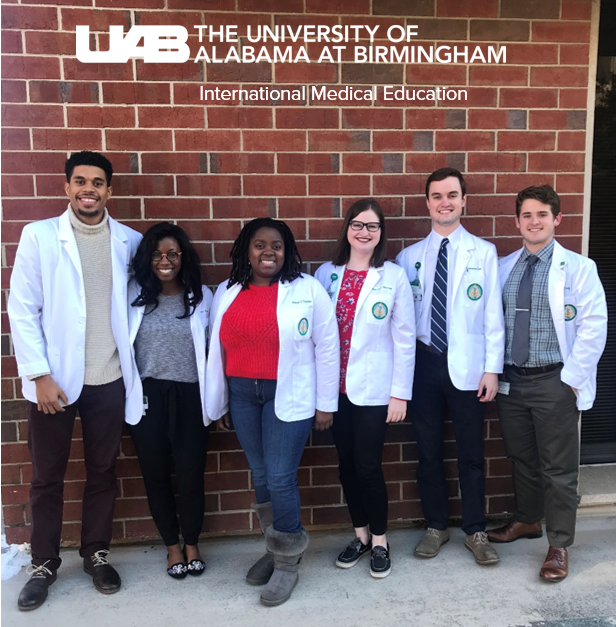 UAB - School of Medicine - News - Eight medical students awarded