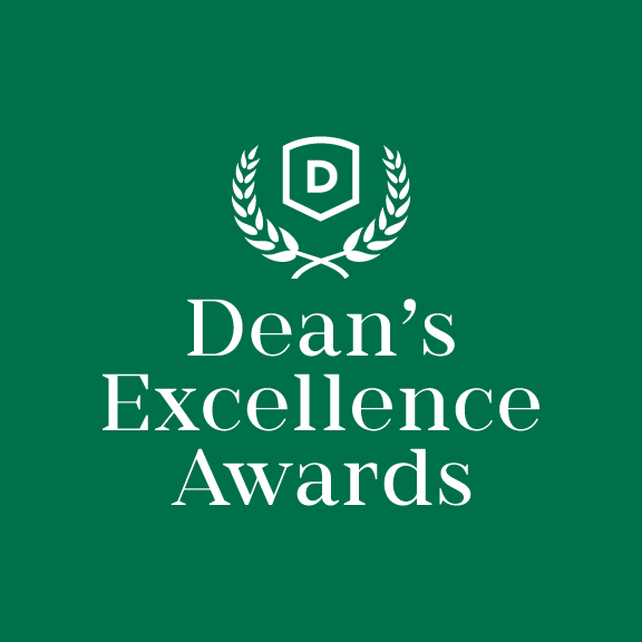deans excellence awards