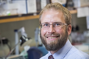 Dean's Excellence Award winner profile: Adam Wende, Ph.D.