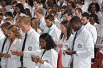 New first-year medical students honored at annual White Coat Ceremony