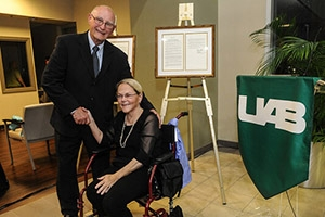 Endowments named for Coleman and Corman, Coleman honored by MASA