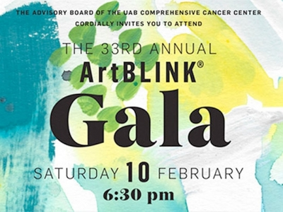 UAB Comprehensive Cancer Center to host ArtBLINK Gala 2018