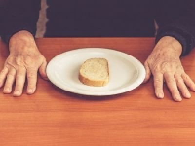 Senior adult food insecurities being addressed in clinic with two simple questions