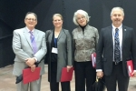 Faculty visit lawmakers as part of national society's Capitol Hill Day