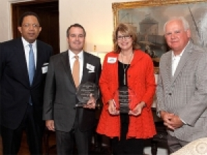 UAB School of Medicine honors the EyeSight Foundation of Alabama