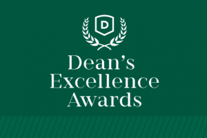 Sixteen faculty members named winners of 2020 Dean's Excellence Awards