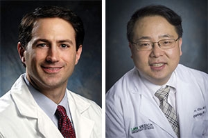 Otolaryngology faculty honored by ARS