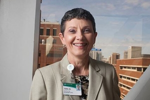 Poe named Chief Nursing Officer, Senior Associate VP for UAB Hospital