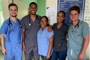 UAB medical students embrace new cultures and gain insight in Dominican Republic and Taiwan