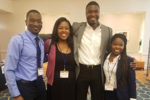 UAB Student National Medical Association chapter celebrates several group and individual achievements