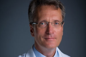 Paiste named interim chair of the Department of Anesthesiology and Perioperative Medicine