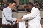 New medical students welcomed at annual White Coat Ceremony