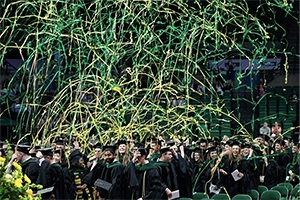 UAB medical students celebrate 2019 commencement