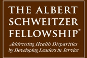 School of Medicine partnering with prestigious Albert Schweitzer Fellowship program
