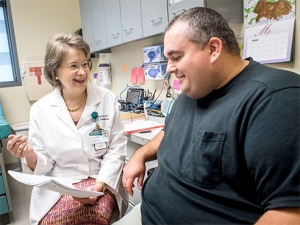 UAB dermatologists' drive to eliminate psoriasis is personal