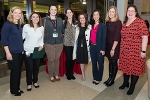 Faculty members recognized at Women in Medicine and Science Promotion Reception