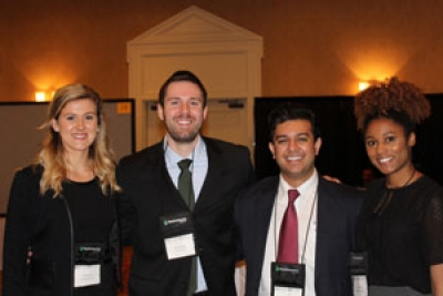 Four third-year medical students chosen to present at ACP meeting