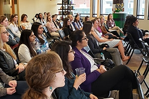 UAB hosts Region 5 American Medical Women's Association Conference