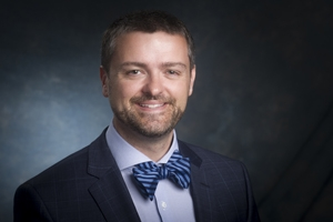Dean's Excellence Award winner profile: Eric Wallace, M.D.