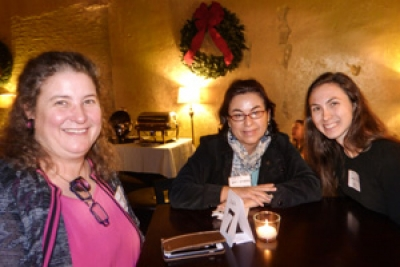 UAB AMWA chapter wraps up 2016 with networking event