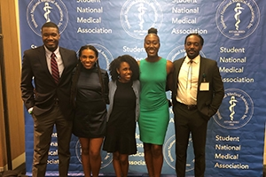 UAB Student National Medical Association earns distinction at national conference