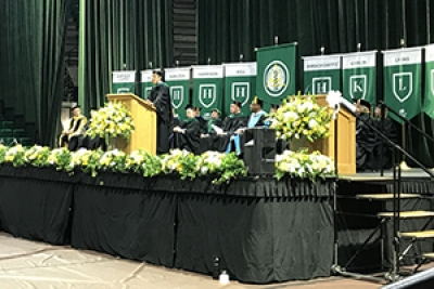 Medical students celebrate 2018 commencement