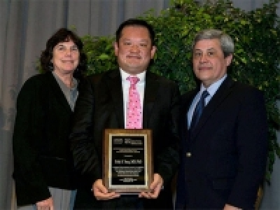 Yang receives AACR career development award