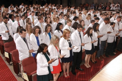 School of Medicine to welcome Class of 2020 with annual White Coat Ceremony