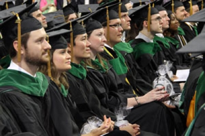Medical students celebrate commencement