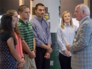 STEM student innovators collaborate with clinicians to solve real medical problems