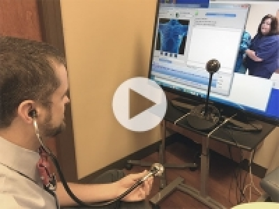 In U.S. first, UAB physician uses telehealth to replace comprehensive face-to-face visit for home dialysis patient