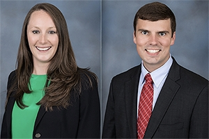 Two SOM students elected to American Academy of Family Physicians positions