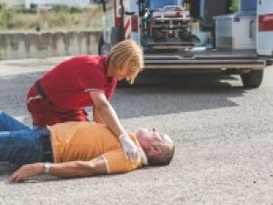 Cardiac arrest study showed benefit from antiarrhythmic drugs