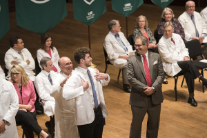 School of Medicine to hold annual White Coat Ceremony