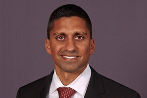 Asif named chair of Department of Family and Community Medicine