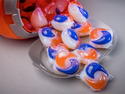 UAB study showcases poisoning risk to small children from laundry pods