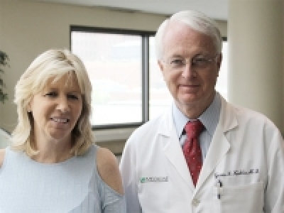 Heart-filled legacy — North Carolina woman receives lifelong treatment from John and James Kirklin