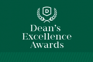 Eighteen faculty members named winners of the 2019 Dean's Excellence Awards