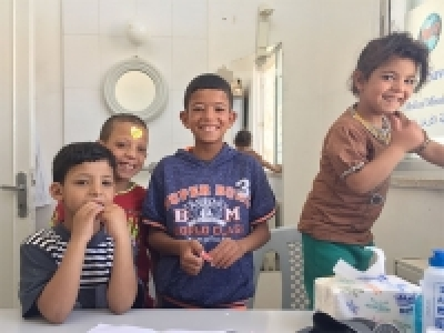 Hope through medicine: Physician recounts medical mission trip to treat Syrian refugee