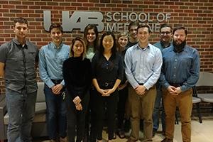 Undergraduate students compete in Dare to Diagnose competition