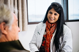 Dean's Excellence Award winner profile: Vineeta Kumar, M.D.