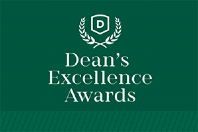 Fifteen faculty members named winners of the 2018 Dean's Excellence Awards