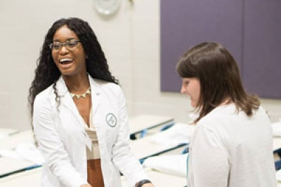 First year medical students welcomed at orientation