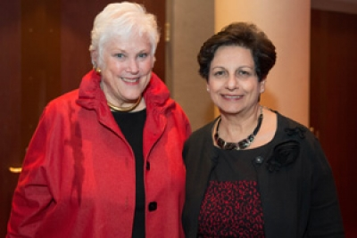 Promoted female faculty honored at Women in Medicine reception