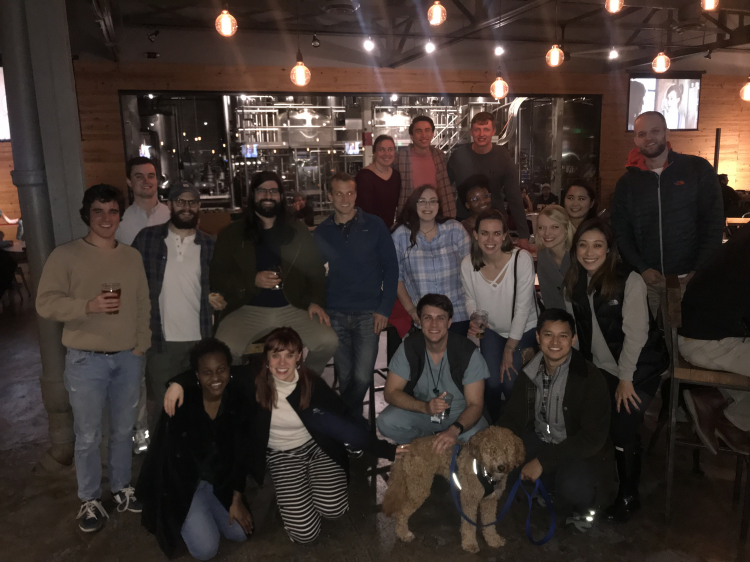 Hill LC at Cahaba Brewing